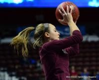CIAC Girls Basketball; Focused on Farmington vs. RHAM - Photo # 066
