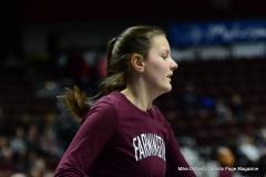 CIAC Girls Basketball; Focused on Farmington vs. RHAM - Photo # 068
