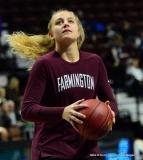 CIAC Girls Basketball; Focused on Farmington vs. RHAM - Photo # 080