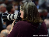 CIAC Girls Basketball; Focused on Farmington vs. RHAM - Photo # 131