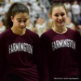 CIAC Girls Basketball; Focused on Farmington vs. RHAM - Photo # 154