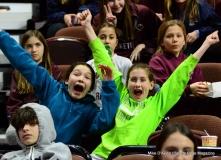 CIAC Girls Basketball; Focused on Farmington vs. RHAM - Photo # 194