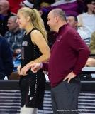 CIAC Girls Basketball; Focused on Farmington vs. RHAM - Photo # 249