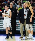 CIAC Girls Basketball; Focused on Farmington vs. RHAM - Photo # 250