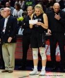 CIAC Girls Basketball; Focused on Farmington vs. RHAM - Photo # 254