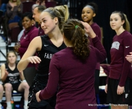 CIAC Girls Basketball; Focused on Farmington vs. RHAM - Photo # 269