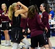 CIAC Girls Basketball; Focused on Farmington vs. RHAM - Photo # 274