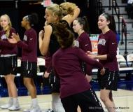 CIAC Girls Basketball; Focused on Farmington vs. RHAM - Photo # 276