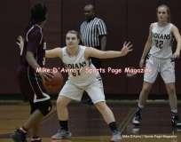 Gallery CIAC Girls Basketball; Focused on Farmington 56 vs. Bulkeley 16 - Photo # (63)