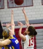 CIAC Girls Basketball; Focused on Wolcott JV vs. Symour JV - Photo # (25) (1382x1600)