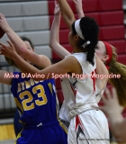 CIAC Girls Basketball; Focused on Wolcott JV vs. Symour JV - Photo # (54) (1400x1600)