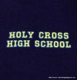 CIAC Girls Basketball Holy Cross 42 vs. Crosby 30 (1)