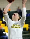 CIAC Girls Basketball Holy Cross 42 vs. Crosby 30 (10)