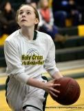 CIAC Girls Basketball Holy Cross 42 vs. Crosby 30 (11)