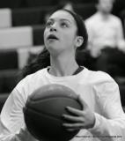 CIAC Girls Basketball Holy Cross 42 vs. Crosby 30 (15)