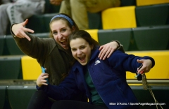 CIAC Girls Basketball Holy Cross 42 vs. Crosby 30 (28)