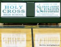 CIAC Girls Basketball Holy Cross 42 vs. Crosby 30 (3)