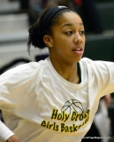 CIAC Girls Basketball Holy Cross 42 vs. Crosby 30 (5)