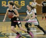 Gallery CIAC Girls Basketball; Holy Cross 53 vs. Woodland 44 - Photo # (160)