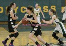 Gallery CIAC Girls Basketball; Holy Cross 53 vs. Woodland 44 - Photo # (161)