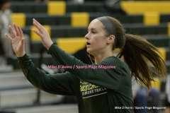 Gallery CIAC Girls Basketball; Holy Cross 53 vs. Woodland 44 - Photo # (19)