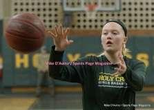Gallery CIAC Girls Basketball; Holy Cross 53 vs. Woodland 44 - Photo # (22)