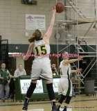 Gallery CIAC Girls Basketball; Holy Cross 53 vs. Woodland 44 - Photo # (220)
