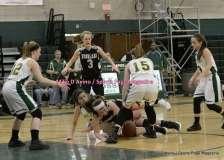 Gallery CIAC Girls Basketball; Holy Cross 53 vs. Woodland 44 - Photo # (221)