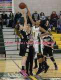 Gallery CIAC Girls Basketball; Holy Cross 53 vs. Woodland 44 - Photo # (74)