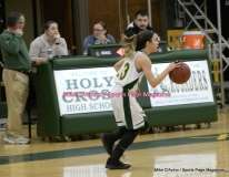 Gallery CIAC Girls Basketball; Holy Cross 53 vs. Woodland 44 - Photo # (84)