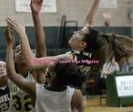Gallery CIAC Girls Basketball; Holy Cross 53 vs. Woodland 44 - Photo # (92)