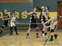 Gallery CIAC Girls Basketball; Holy Cross 53 vs. Woodland 44 - Photo # (97)