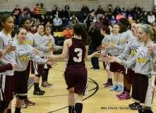 Girls Basketball Holy Cross 64 vs. Sacred Heart 43 (13)