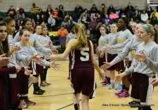 Girls Basketball Holy Cross 64 vs. Sacred Heart 43 (14)