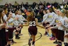 Girls Basketball Holy Cross 64 vs. Sacred Heart 43 (15)