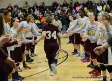 Girls Basketball Holy Cross 64 vs. Sacred Heart 43 (16)