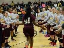 Girls Basketball Holy Cross 64 vs. Sacred Heart 43 (17)