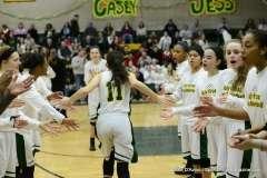 Girls Basketball Holy Cross 64 vs. Sacred Heart 43 (18)