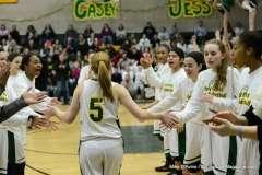 Girls Basketball Holy Cross 64 vs. Sacred Heart 43 (20)