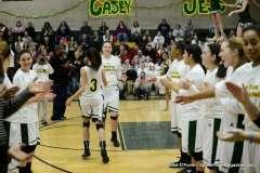 Girls Basketball Holy Cross 64 vs. Sacred Heart 43 (21)