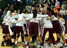 Girls Basketball Holy Cross 64 vs. Sacred Heart 43 (24)