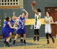 CIAC Girls Basketball Holy Cross 67 vs. St. Paul 50 (13)
