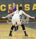 CIAC Girls Basketball Holy Cross 67 vs. St. Paul 50 (14)