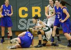 CIAC Girls Basketball Holy Cross 67 vs. St. Paul 50 (18)