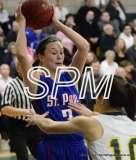 CIAC Girls Basketball Holy Cross 67 vs. St. Paul 50 (28)