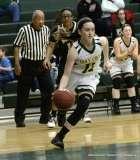 CIAC Girls Basketball; Holy Cross 72 vs. Waterbury Career 31 - Photo # (105)