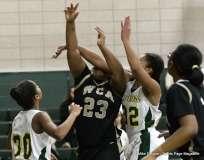 CIAC Girls Basketball; Holy Cross 72 vs. Waterbury Career 31 - Photo # (107)