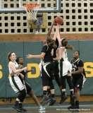 CIAC Girls Basketball; Holy Cross 72 vs. Waterbury Career 31 - Photo # (111)