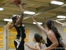 CIAC Girls Basketball; Holy Cross 72 vs. Waterbury Career 31 - Photo # (112)