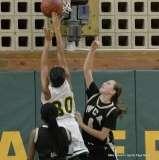 CIAC Girls Basketball; Holy Cross 72 vs. Waterbury Career 31 - Photo # (114)